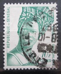 Poštovní známka Senegal 1995 Domorodkynì Mi# 1362