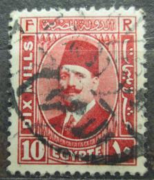 Poštovní známka Egypt 1929 Král Fuad I. Mi# 127