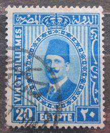 Poštovní známka Egypt 1932 Král Fuad I. Mi# 131