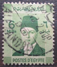 Poštovní známka Egypt 1940 Král Farouk Mi# 228