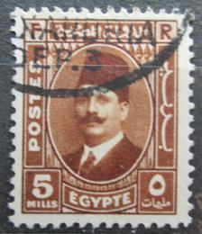 Poštovní známka Egypt 1936 Král Fuad I. Mi# 216
