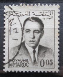 Poštovní známka Maroko 1962 Král Hassan II. Mi# 491