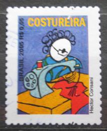 Poštovní známka Brazílie 2005 Švadlena Mi# 3436 A