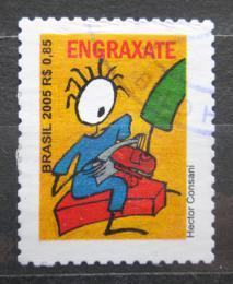 Poštovní známka Brazílie 2005 Èistiè bot Mi# 3438 A