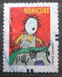Poštovní známka Brazílie 2011 Manikùra Mi# 3463 C