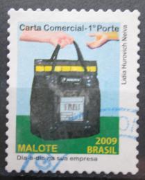 Poštovní známka Brazílie 2009 Poštovní služby Mi# 3712 A