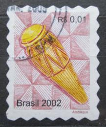 Poštovní známka Brazílie 2002 Kongo Mi# 3247 BA