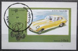 Poštovní známka Nágáland, Indie 1972 Automobily neperf. Mi# N/N