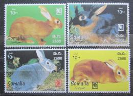 Poštovní známky Somálsko 2011 Zajíci Mi# N/N