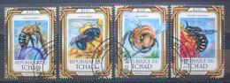 Poštovní známky Èad 2017 Vèely Mi# 2866-69 Kat 13€