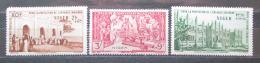 Poštovní známky Niger 1942 Pomoc dìtem Mi# 107-09