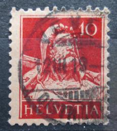 Poštovní známka Švýcarsko 1914 William Tell Mi# 118 II