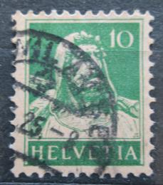 Poštovní známka Švýcarsko 1921 William Tell Mi# 164 x