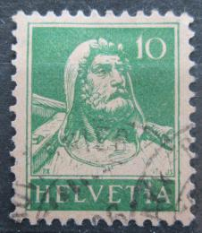 Poštovní známka Švýcarsko 1928 William Tell Mi# 203 x