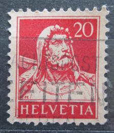 Poštovní známka Švýcarsko 1925 William Tell Mi# 206 x
