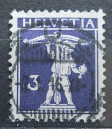 Poštovní známka Švýcarsko 1910 Tellùv syn Mi# 112