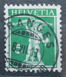 Poštovní známka Švýcarsko 1911 Tellùv syn Mi# 113 III