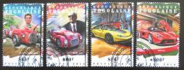Poštovní známky Togo 2018 Ferrari Mi# 8837-40 Kat 13€