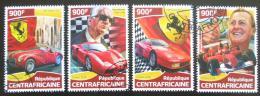 Poštovní známky SAR 2018 Ferrari Mi# 7777-80 Kat 16€