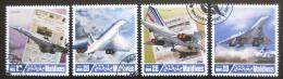 Poštovní známky Maledivy 2019 Concorde Mi# N/N