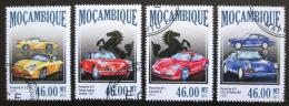 Poštovní známky Mosambik 2013 Porsche 911 Mi# 7037-40 Kat 11€