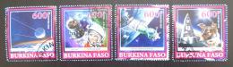 Poštovní známky Burkina Faso 2019 Gagarin, sovìtský prùzkum vesmíru Mi# N/N