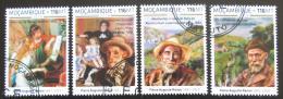 Poštovní známky Mosambik 2018 Umìní, Pierre-Auguste Renoir Mi# N/N