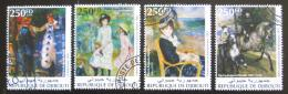 Poštovní známky Džibutsko 2019 Umìní, Pierre-Auguste Renoir Mi# N/N