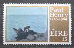 Poštovní známky Irsko 1976 Moderní umìní, Paul Henry Mi# 350