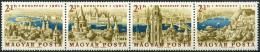 Poštovní známky Maïarsko 1961 Budapeš� Mi# 1789-92 Kat 8€