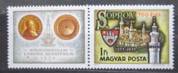 Poštovní známka Maïarsko 1977 Sopron, 700. výroèí Mi# 3206