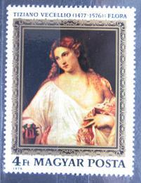 Poštovní známka Maïarsko 1976 Umìní, Tizian Mi# 3135