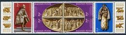 Poštovní známky Maïarsko 1982 Maïarské umìní ve Vatikánu Mi# 3587-92