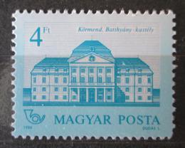 Poštovní známka Maïarsko 1986 Zámek rodiny Batthyány Mi# 3856