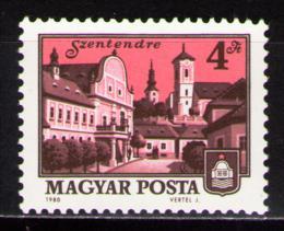 Poštovní známka Maïarsko 1980 Szentendre Mi# 3441