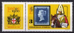 Poštovní známka Maïarsko 1980 Výstava LONDON Mi# 3429