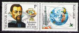 Poštovní známka Maïarsko 1980 Johannes Kepler Mi# 3459