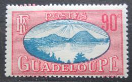 Poštovní známka Guadeloupe 1939 Souostroví Iles des Saintes Mi# 156