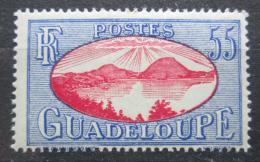 Poštovní známka Guadeloupe 1938 Souostroví Iles des Saintes Mi# 109
