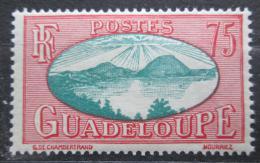 Poštovní známka Guadeloupe 1928 Souostroví Iles des Saintes Mi# 111