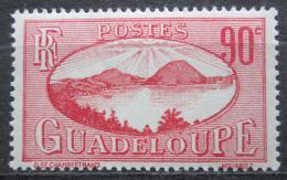 Poštovní známka Guadeloupe 1928 Souostroví Iles des Saintes Mi# 113