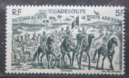 Poštovní známka Guadeloupe 1946 Od Èadu k Rýnu Mi# 208