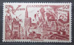 Poštovní známka Guadeloupe 1946 Od Èadu k Rýnu Mi# 213