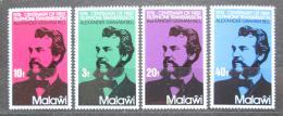 Poštovní známky Malawi 1976 Alexander Graham Bell Mi# 259-62