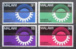 Poštovní známky Malawi 1967 Prùmyslový rozvoj Mi# 72-75