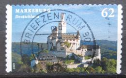 Poštovní známka Nìmecko 2015 Hrad Marksburg Mi# 3127