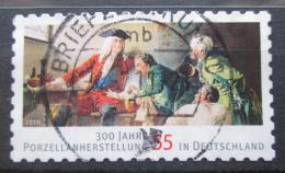 Poštovní známka Nìmecko 2010 Porcelánový prùmysl Mi# 2816