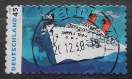 Poštovní známka Nìmecko 2010 Umìní, loï Mi# 2803