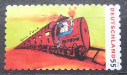 Poštovní známka Nìmecko 2010 Umìní, vlak Mi# 2804