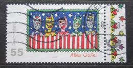 Poštovní známka Nìmecko 2008 Všechno nejlepší Mi# 2644